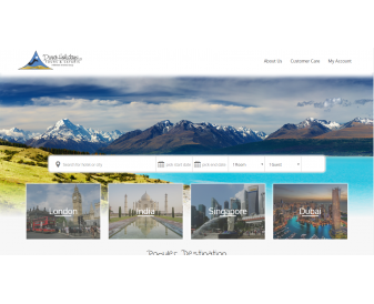 Direct Holidays - Hotel Booking